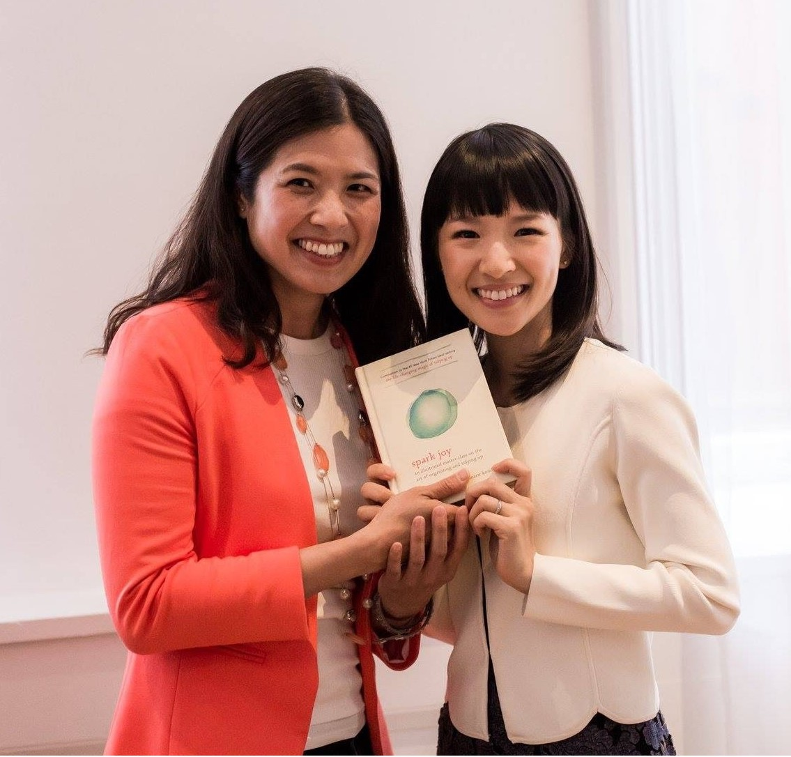 2nd time meeting konmari in new york city   Karen Liu, Certified KonMari Consultant (#88)    Through extensive training with the KonMari team, Karen became the 4th Certified KonMari Consultant in the San Francisco Bay Area, currently based in Burlingame.