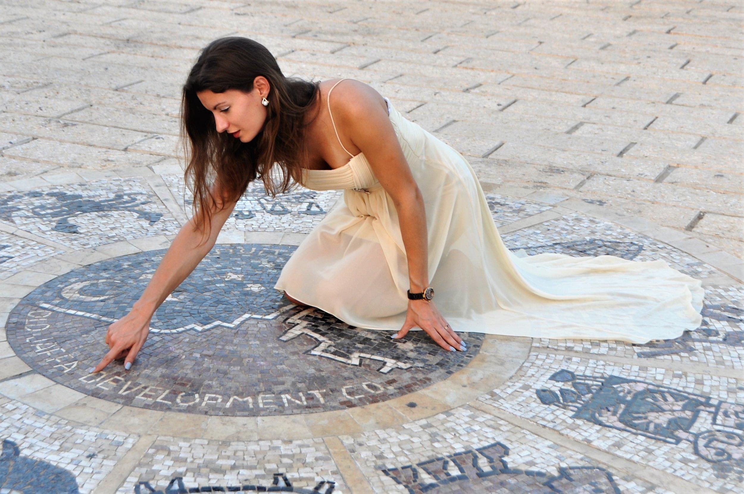 JERUSALEM  Ensaios começam em €260