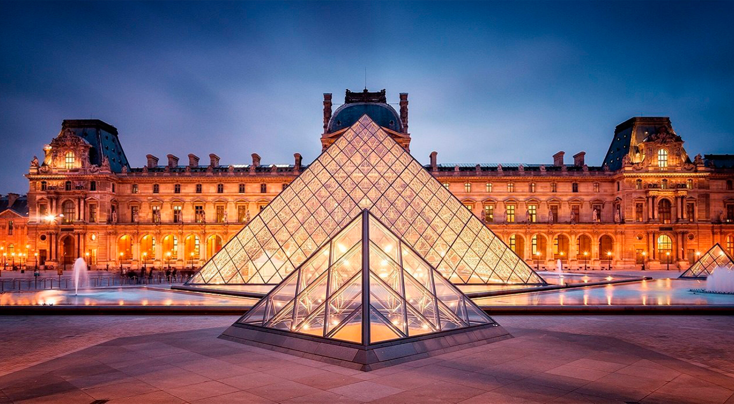 6- Museu do Louvre -