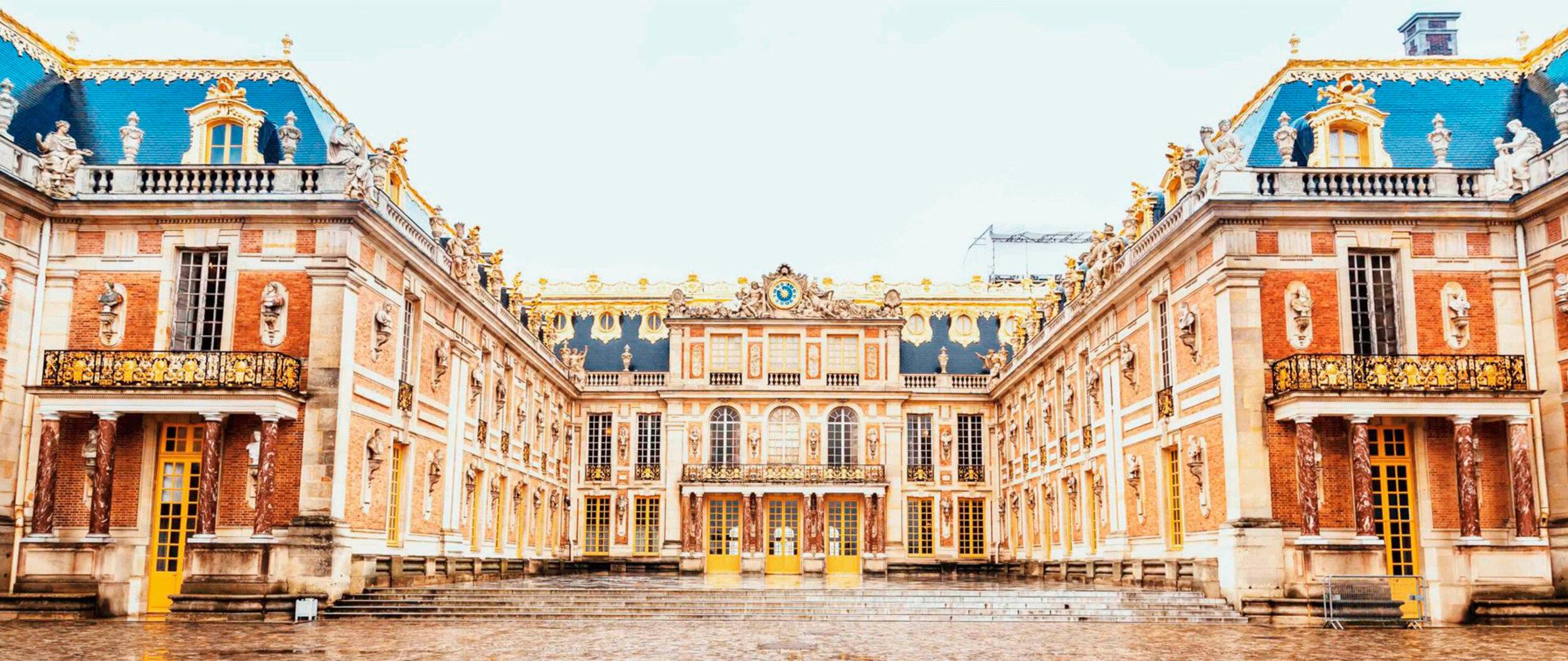 10- Palácio de Versalhes -