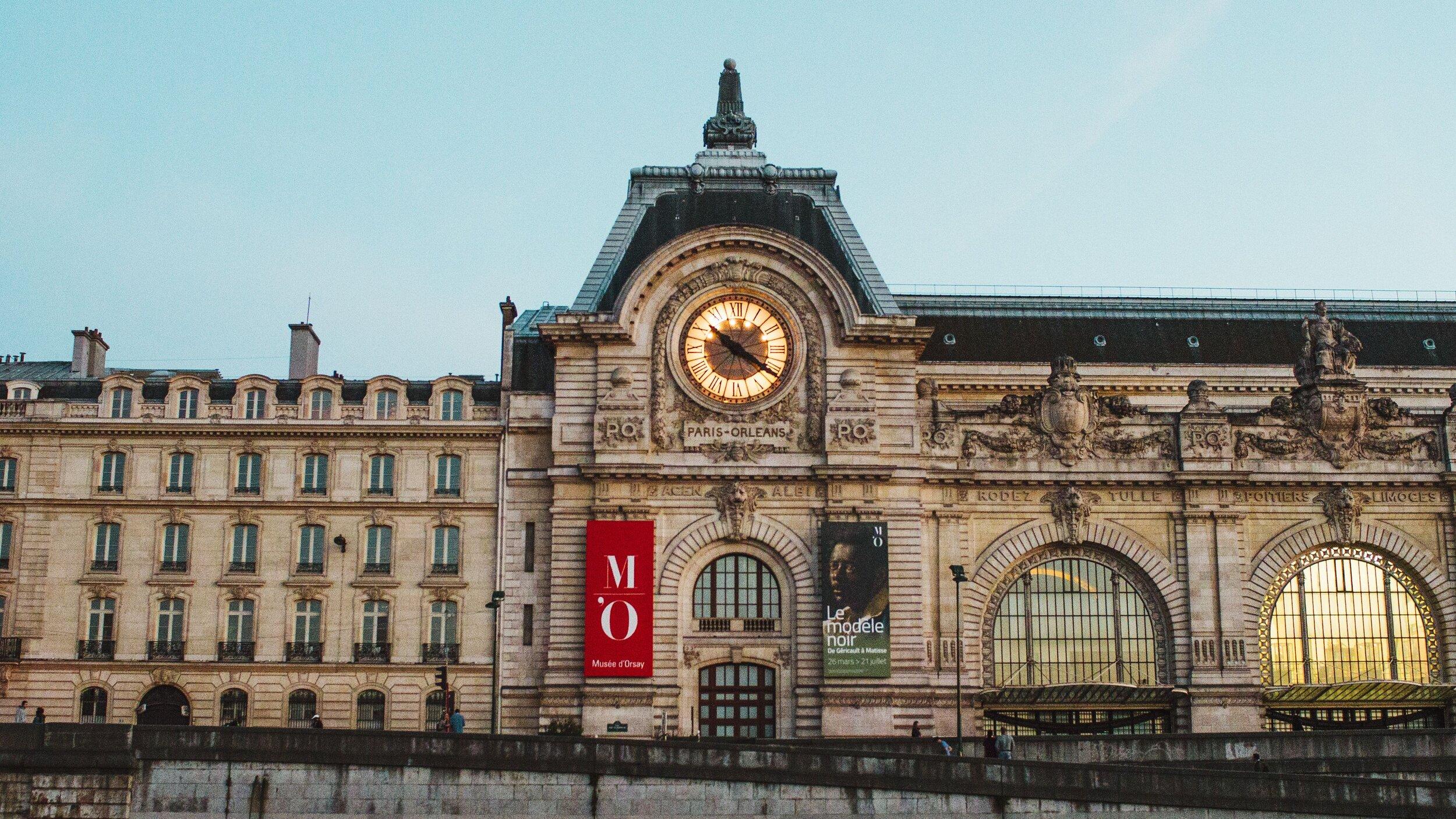 7- Museu d'Orsay -