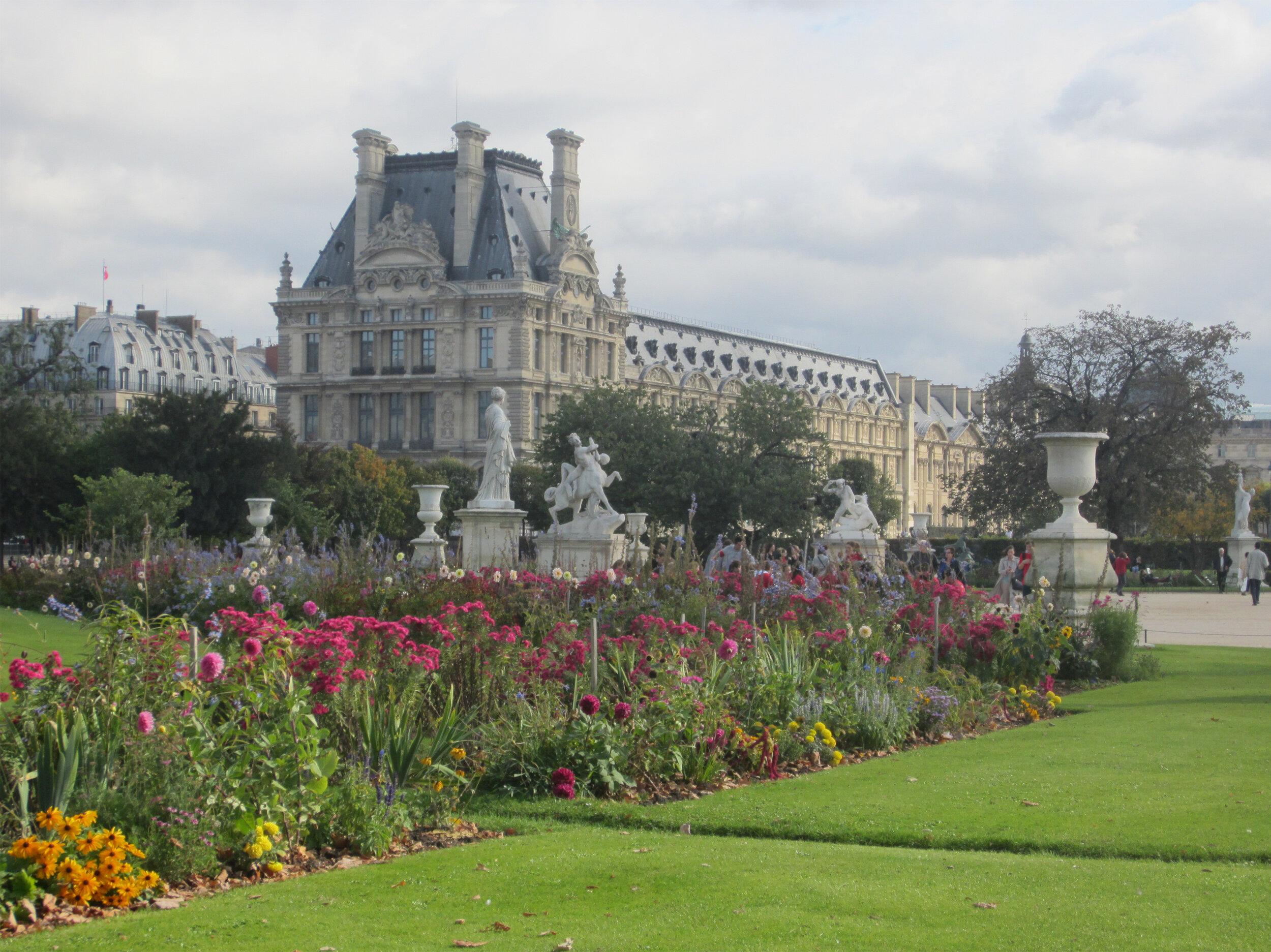 4 - Jardin des Tulleries -