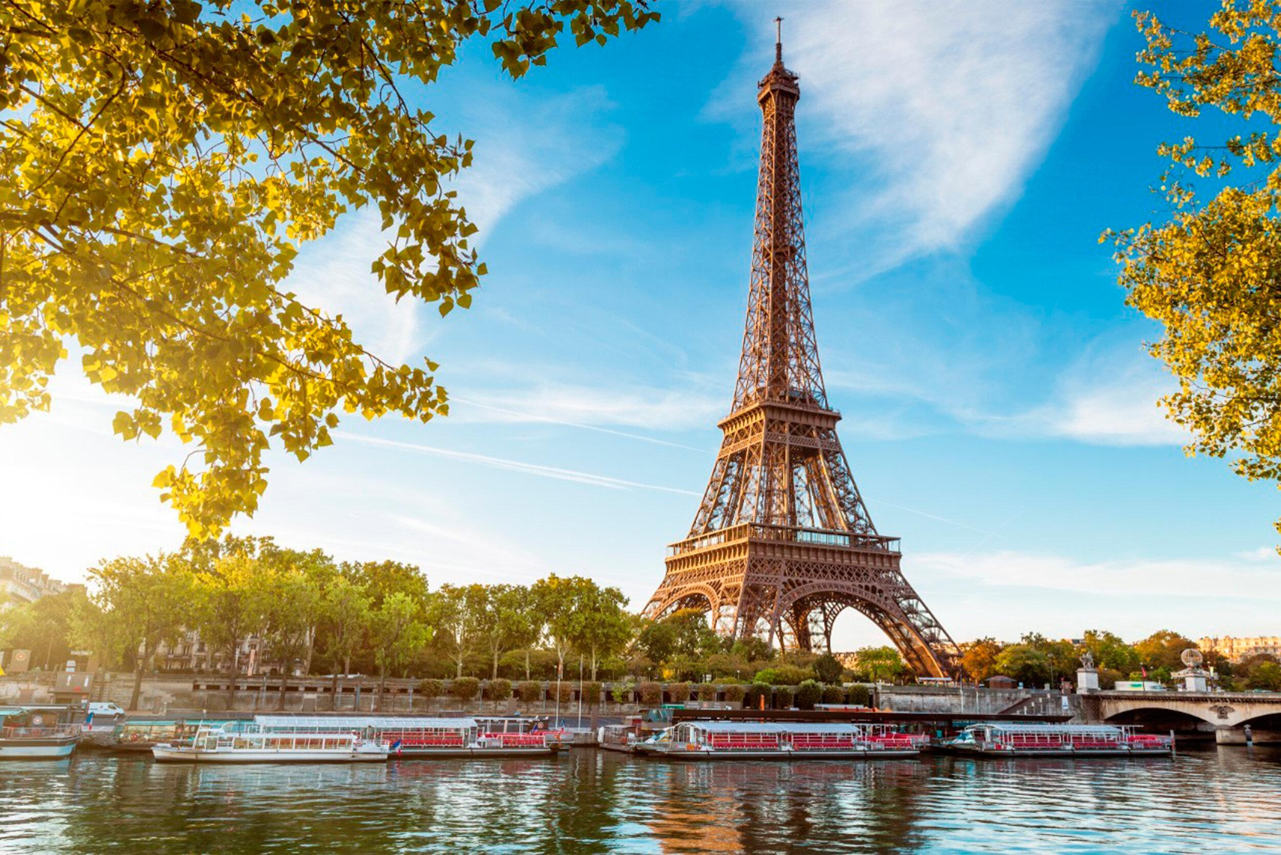1- Torre Eiffel -