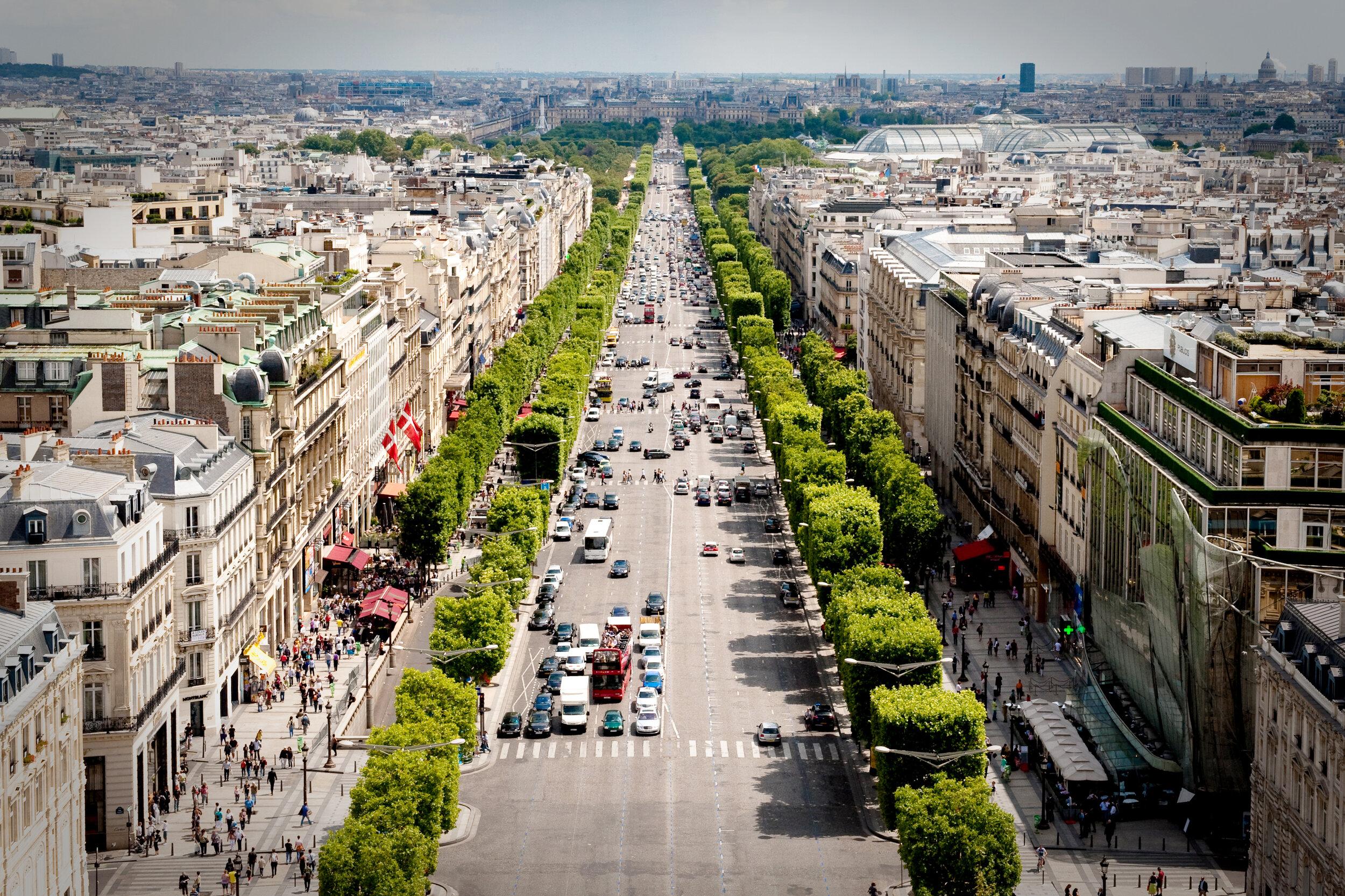 3- Champs-Élysées -
