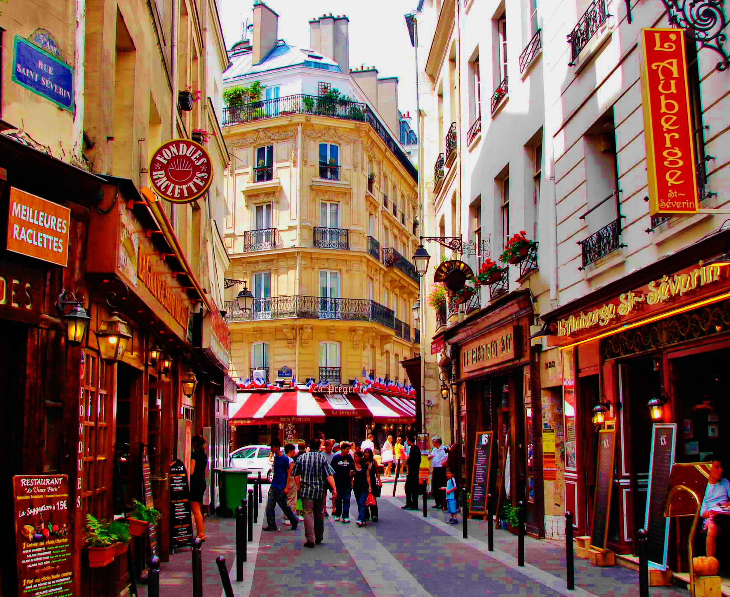 6-Andar pela badalada Quartier Latin/Jardin des Plantes/ Panthéon -