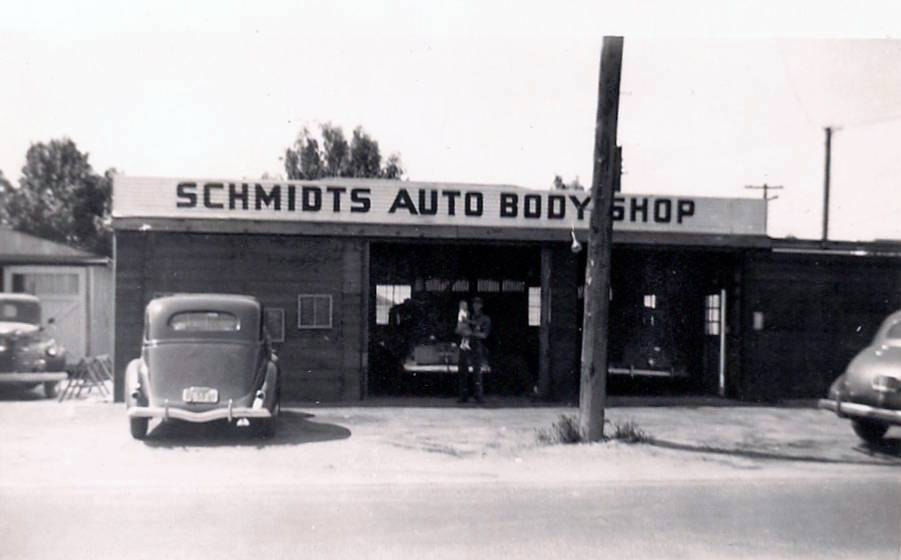 Schmidt's Auto Body started in 1948 as a two car garage, and now the business has expanded to 20,000 square feet.