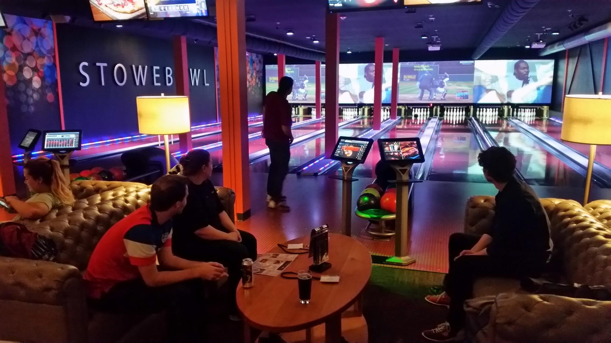 November 2016 - Bowling