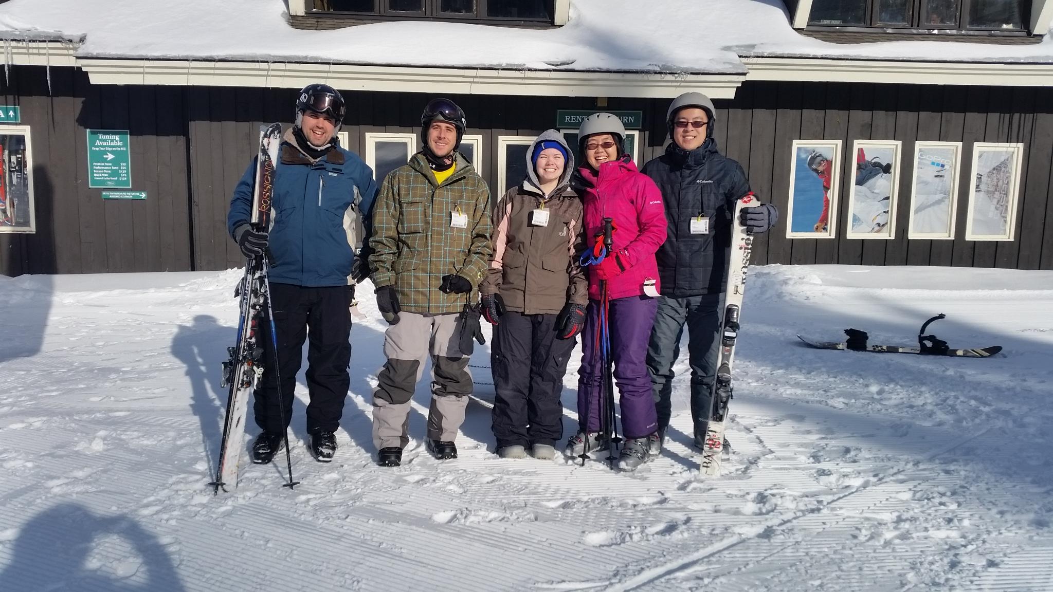 January 2015 - Lab Snowboarding Trip