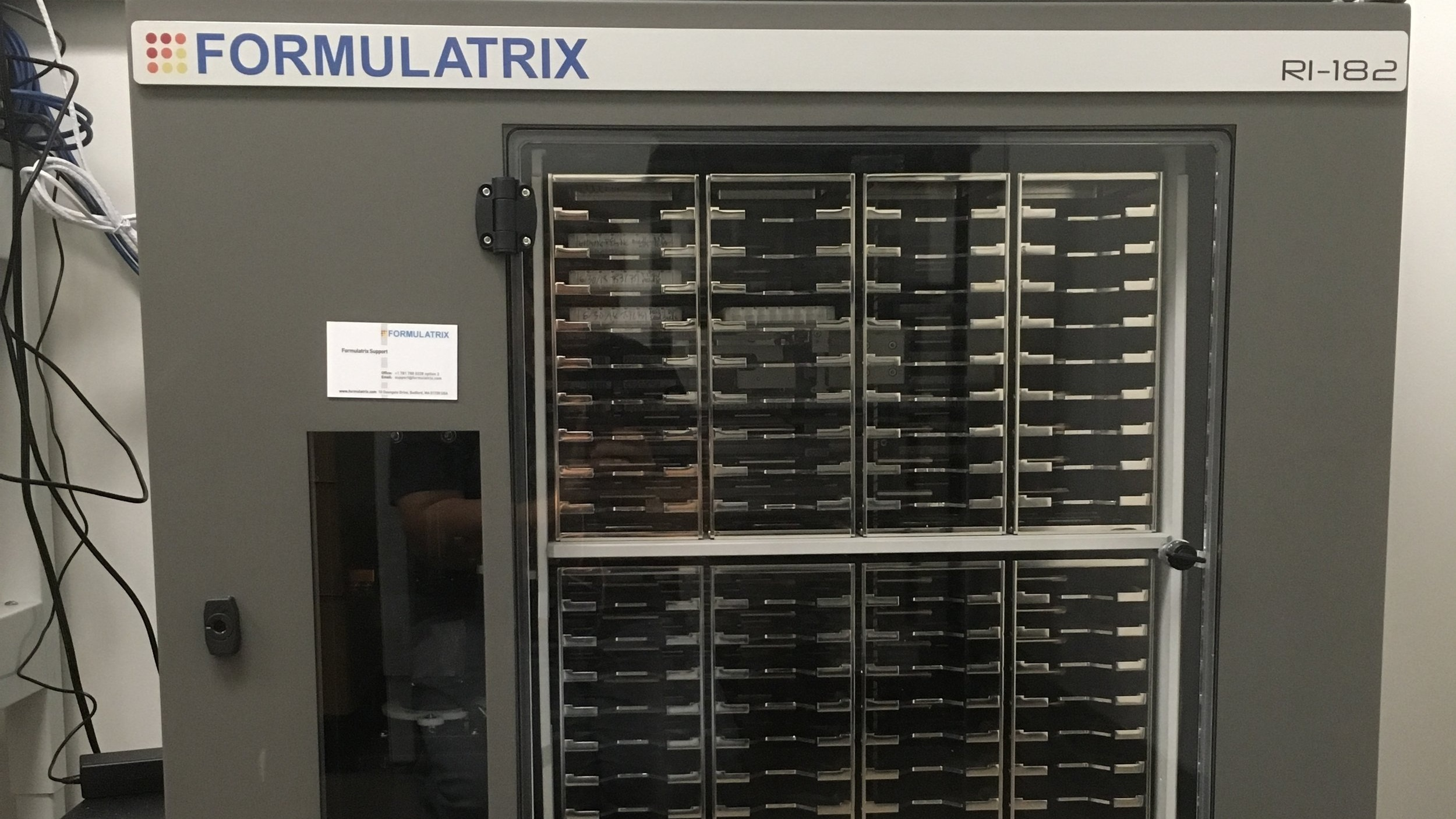 Formulatrix Rock Imager 182