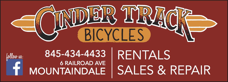 Advertisement: Cinder Track Bicycles
