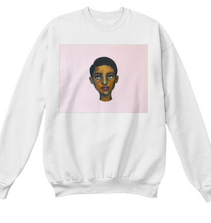"""Wonder"" sweatshirt  (more colors available)   $33.99"