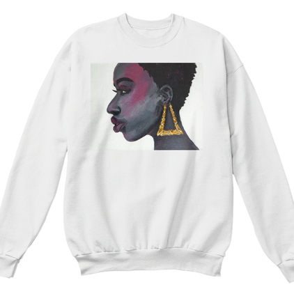 """The Sound of Light"" sweatshirt  (more colors available)   $33.99"
