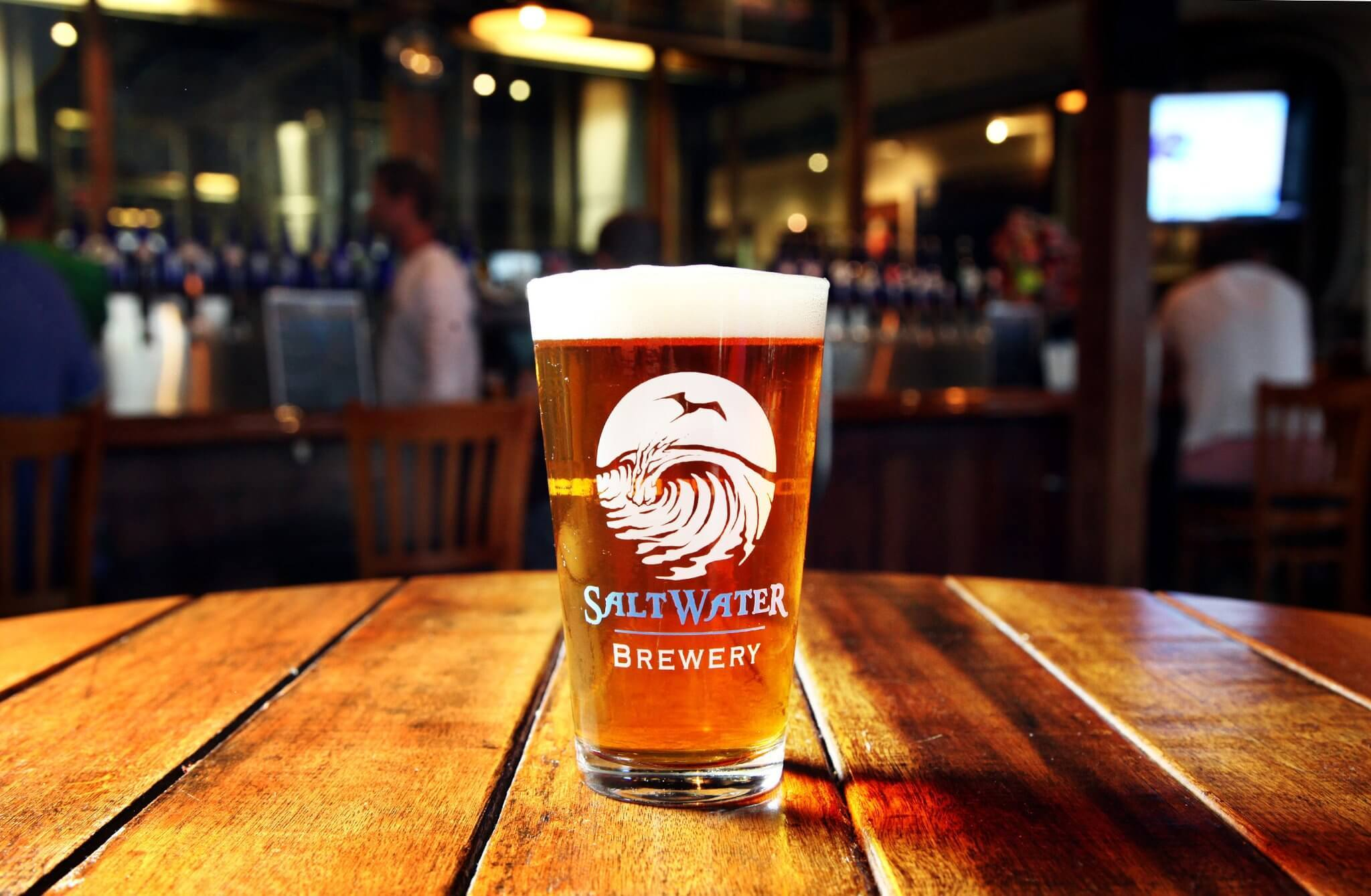 Photo from  SaltwaterBrewery.com