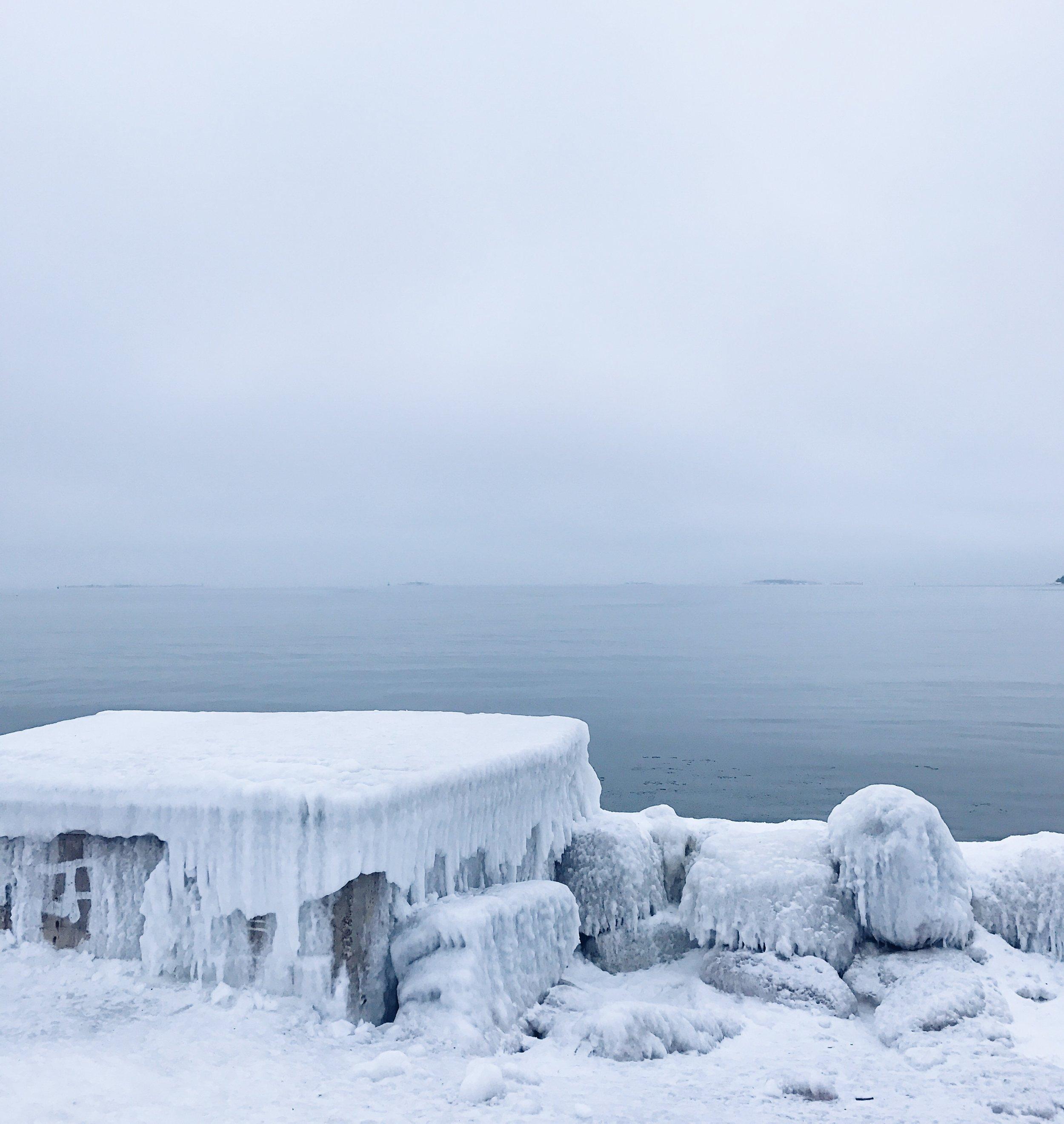 Eira, Helsinki Winter