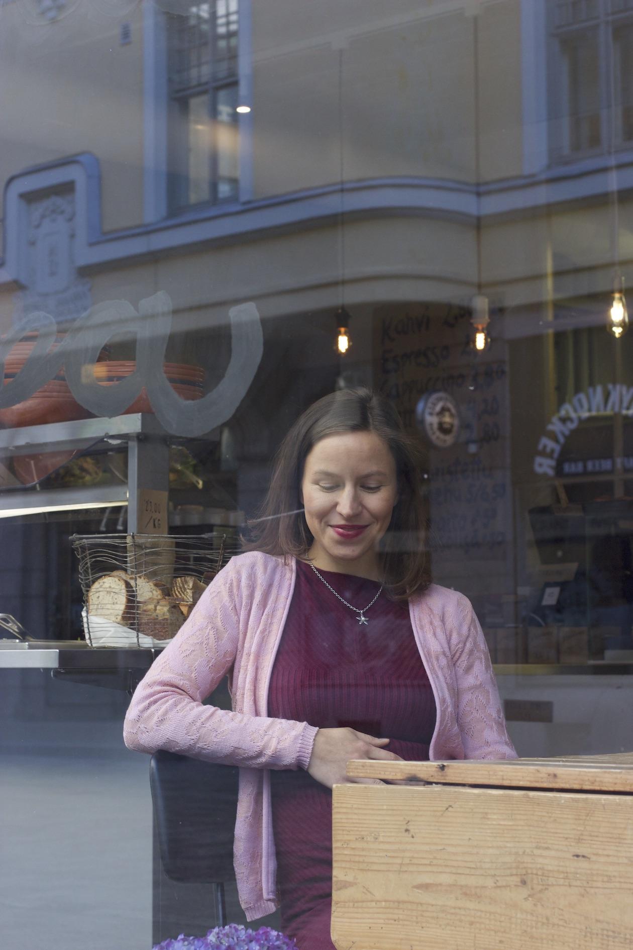 Haastattelu Maria Nordin | Inlace Media