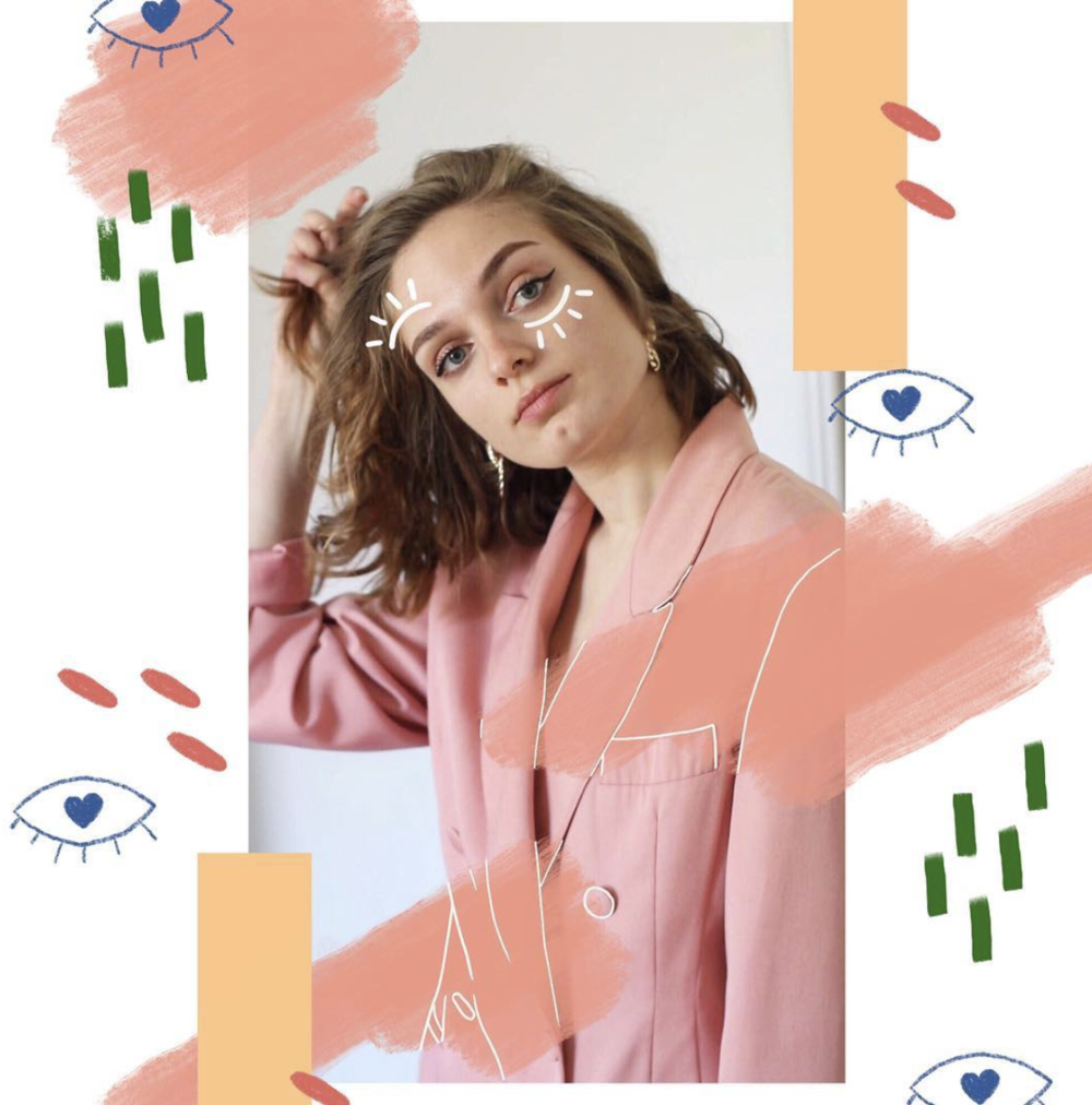 louisa schwartz- meet the illustrator - Each month we introduce you to a lovely illustrator, who you may have spotted from our calendar!