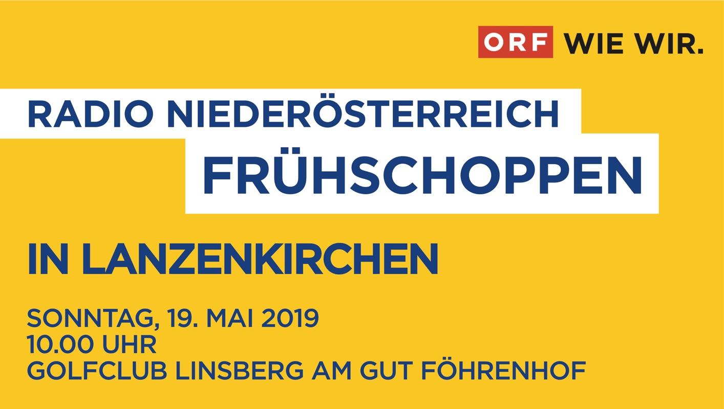 Tag der offenen Tür und Radio NÖ Frühschoppen im GC Linsberg - So, 19. Mai 2019, 10 UhrKommen Sie vorbei oder schalten Sie ein - auf jeden Fall wünschen wir viel Vergnügen!