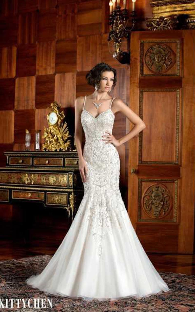Moonlight Bridal | Style J6434  Size 10, Ivory  Reg. $1778.00  SALE $889.00