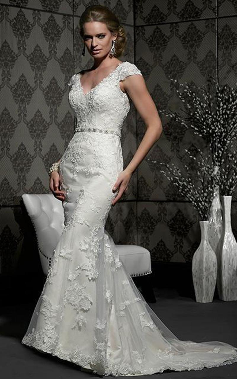 Impression | Style 10313  Size 12 Ivory  Reg. $1,550.00  SALE $500.00