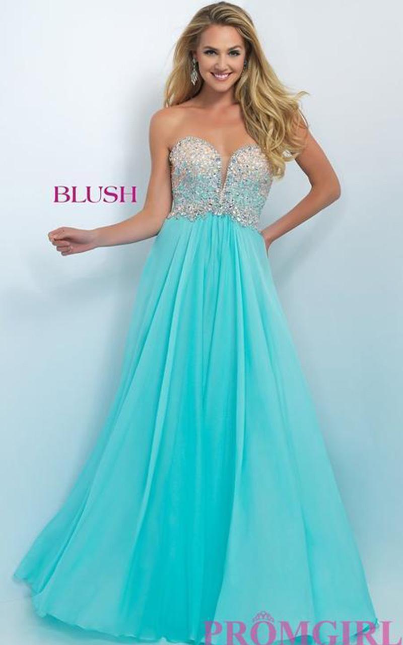 Blush | Style 11097  Size 8, Azalea