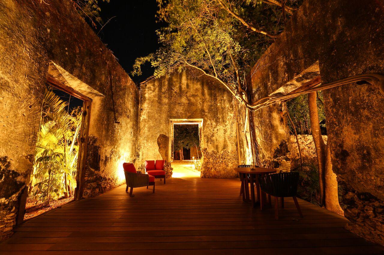 Chable Resort, Merida Mexico