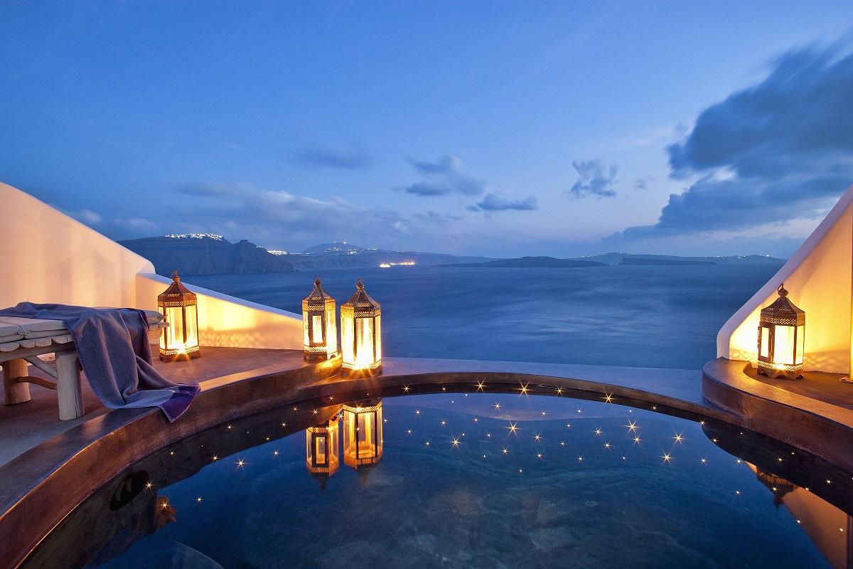 Andronis Luxury Suites, Santorini Greece