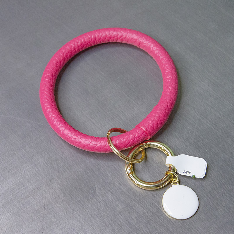 Miss Cayce's Wonderland Key Ring