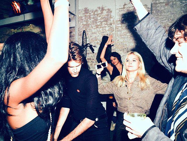 Disco tunes on the dance floor by DJs Crystal Beth & Miss Mustard this year 💎💎💎🌭🌭🌭 ⠀ 📸 @alexhodorlee⠀ ⠀ ⠀ ⠀  ⠀ ⠀ #coffeedisco #disco #specialtycoffee #coffeesoda #bushwick #bushwickcoffee #brooklyn #brooklyncoffee #brooklyncafe