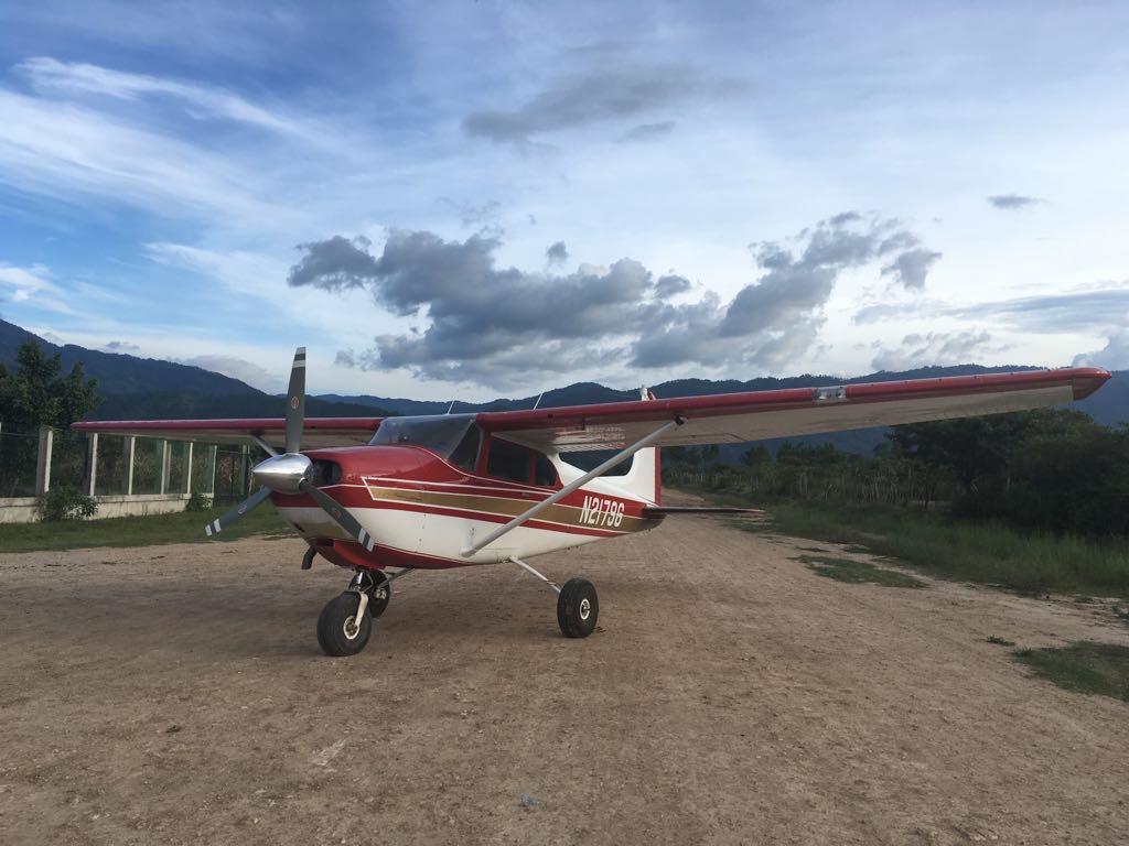 1958 Cessna 182