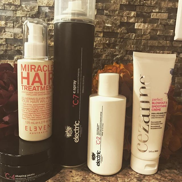 Fall is here, time to fall in love with a new hair care routine! We have the most amazing products to keep your hair looking like you just left the salon everyday!