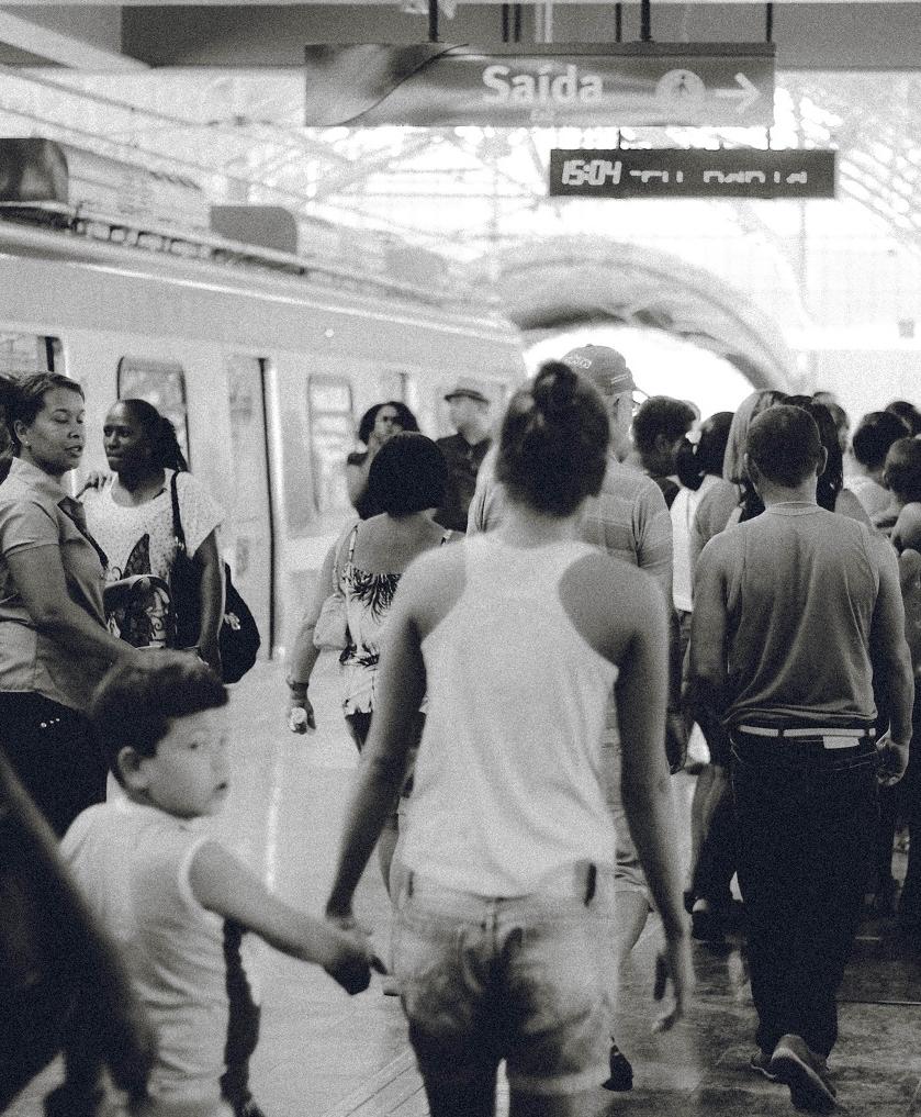 City Gospel Movements -