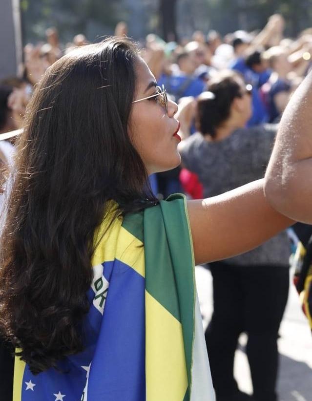 Marcha para Jesus Brazil 2018