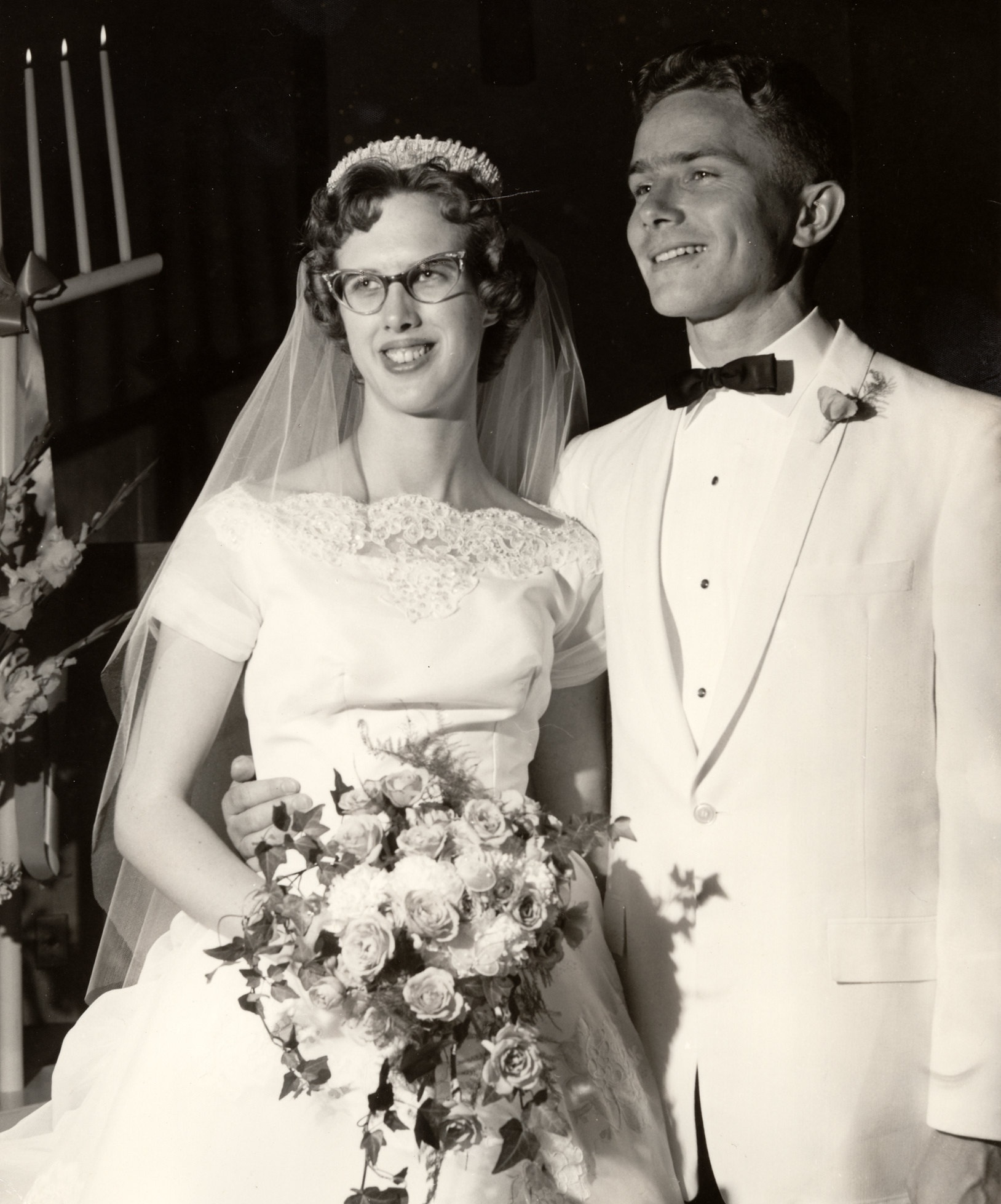Luis meets Patricia Scofield while both are studying at Multnomah School of the Bible in Portland, Oregon. After their marriage in 1961, the two join an extensive missionary training program through Overseas Crusade.