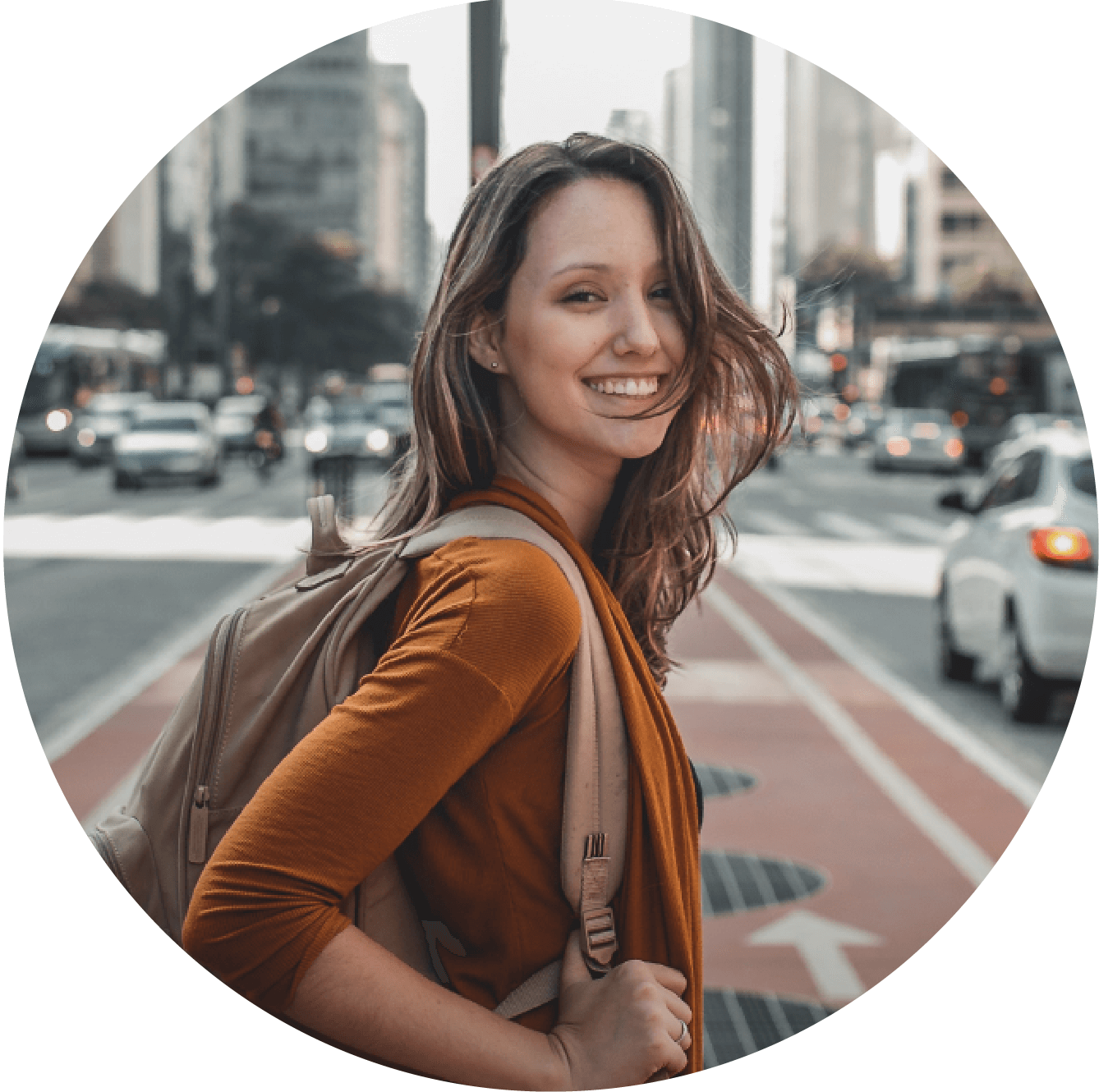 """Sabrina: The Spontaneous Adventurer - """"I love the freedom of traveling on my own, but am sometimes discouraged from doing certain activities alone."""""""