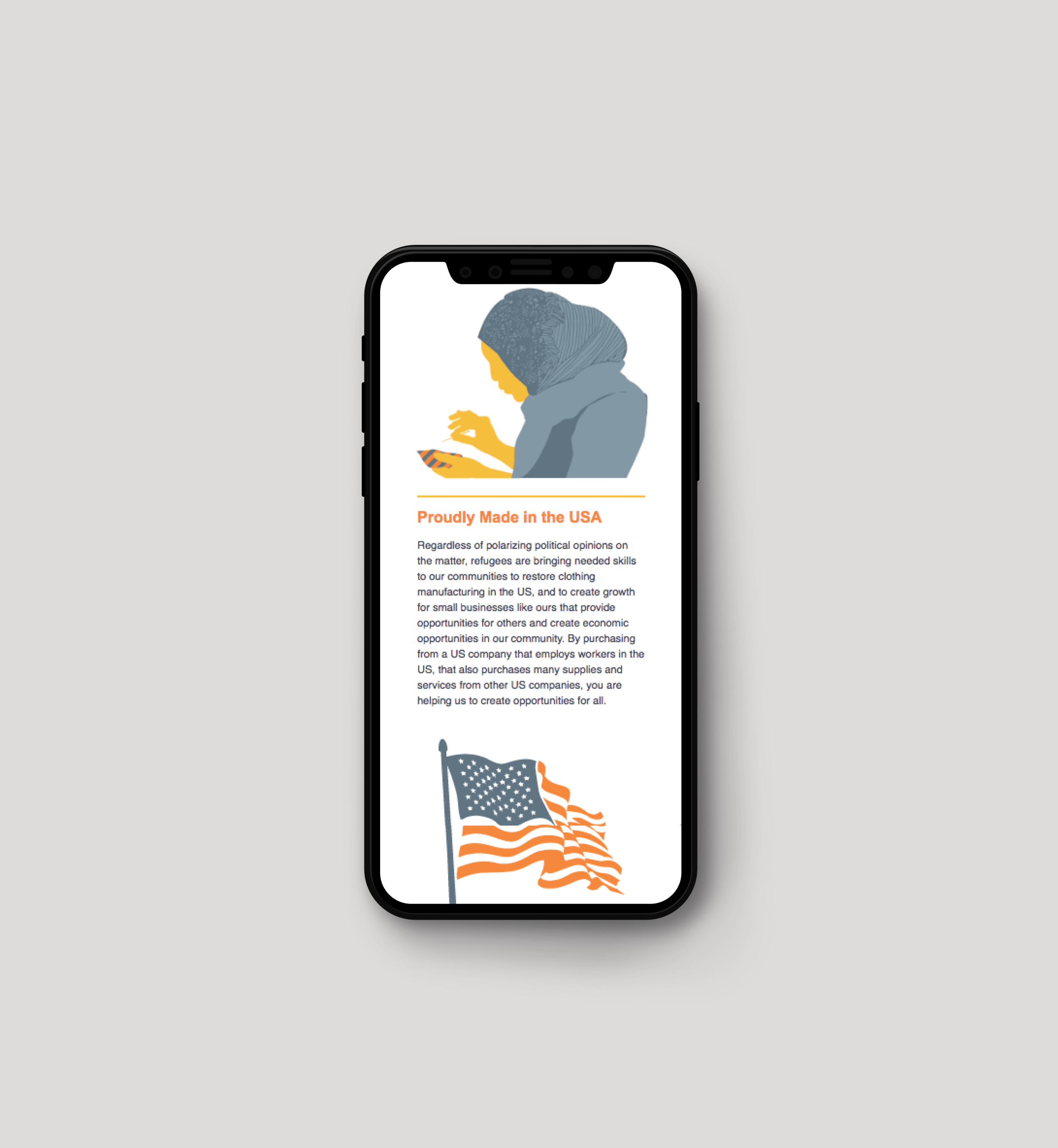 Responsive UI - We determined using Google Analytics that most users were viewing our emails on mobile.We did extensive testing on each email to ensure that it looked good on both mobile & desktop.