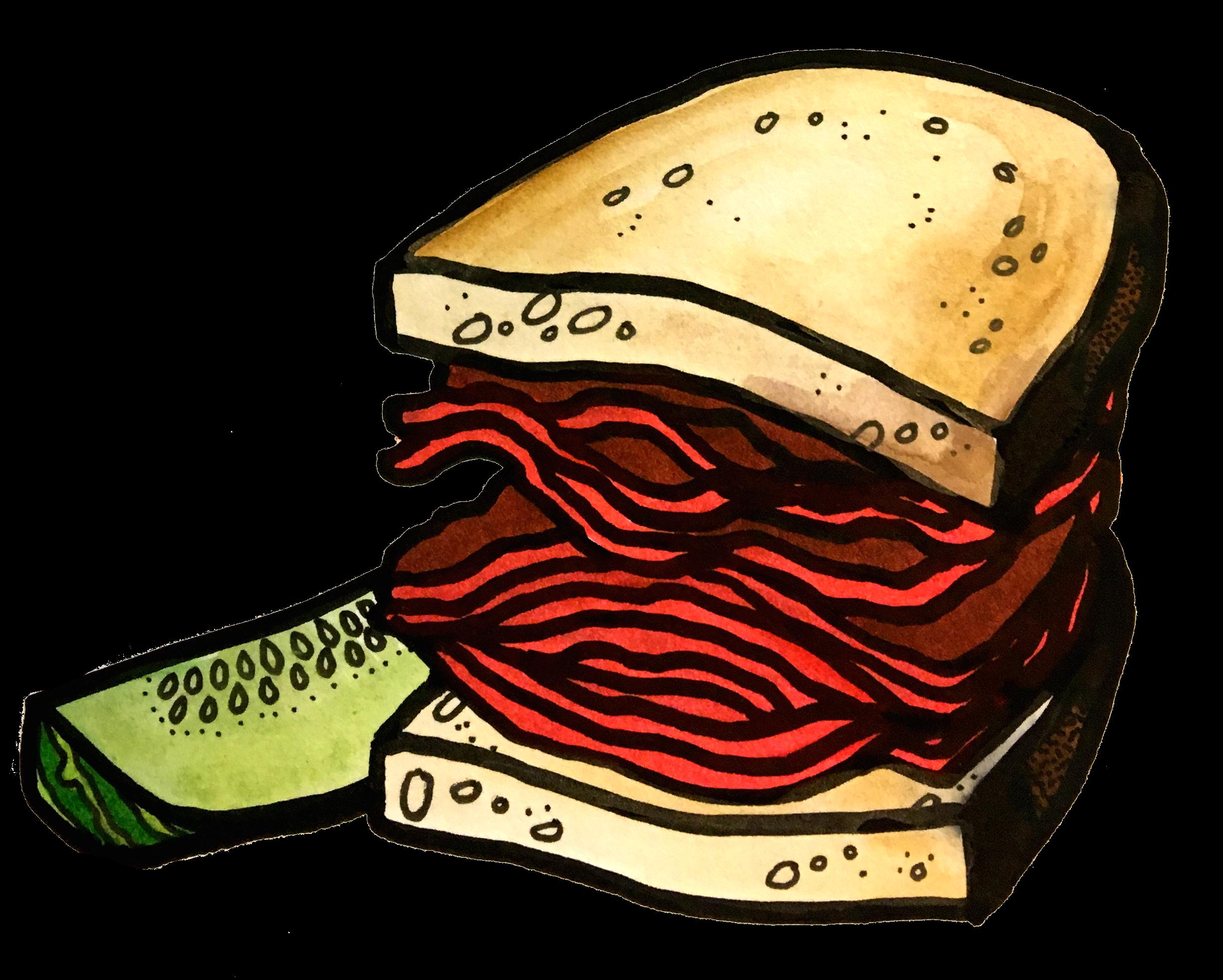 Yes hello, it's me. - I'm not really a pastrami sandwich, I'm a multidisciplinary designer.NY born & raised, Denver transplant.