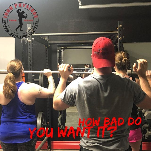 "I am often quoted as saying ""how bad do you want it?"" When I'm asked how difficult exercise and nutrition is, or how long will results take?  The best part about fitness is you get out what you put in!"