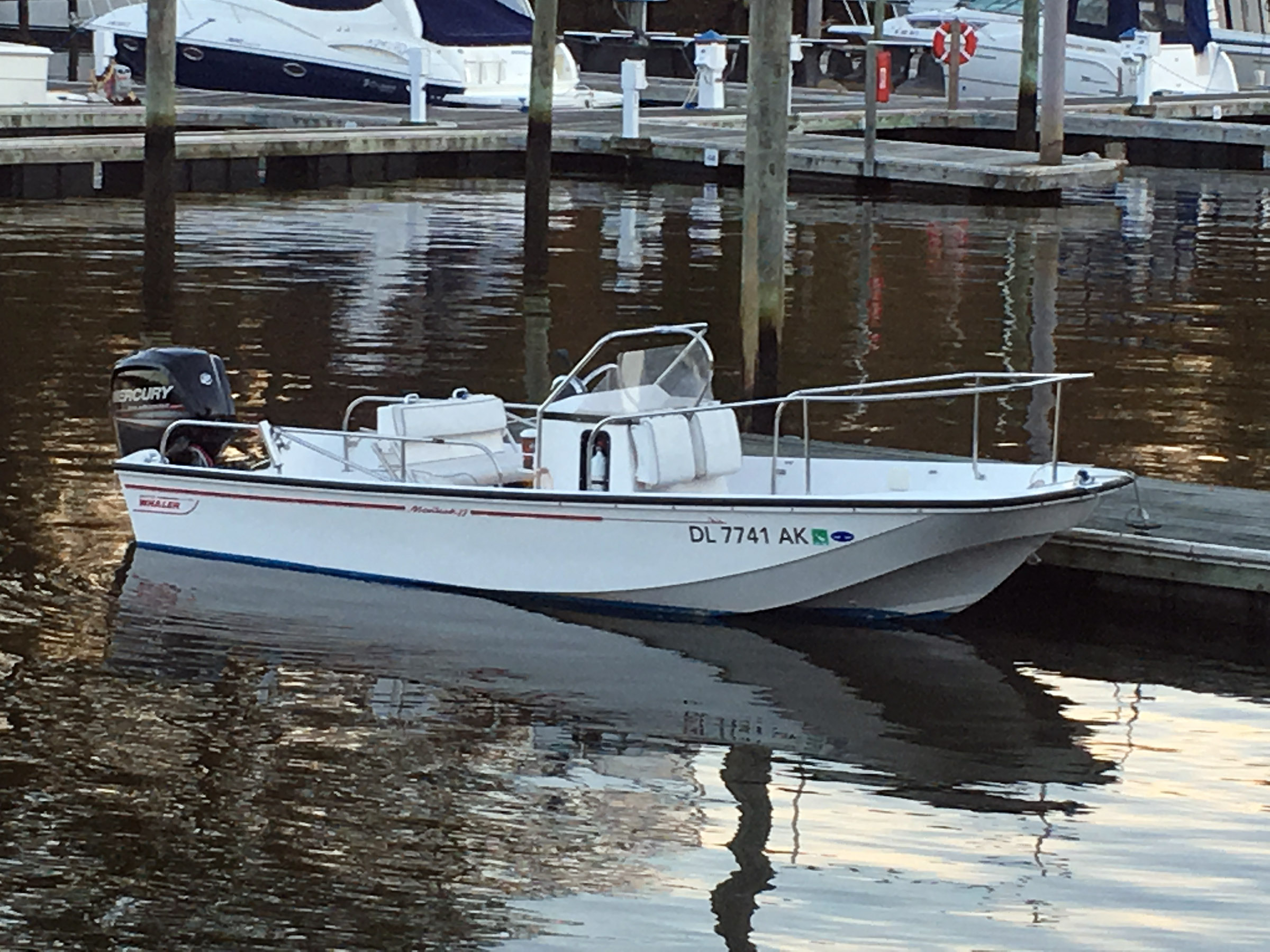 before & after - See how Sawyer Marine has given engines and boats a new lease on life