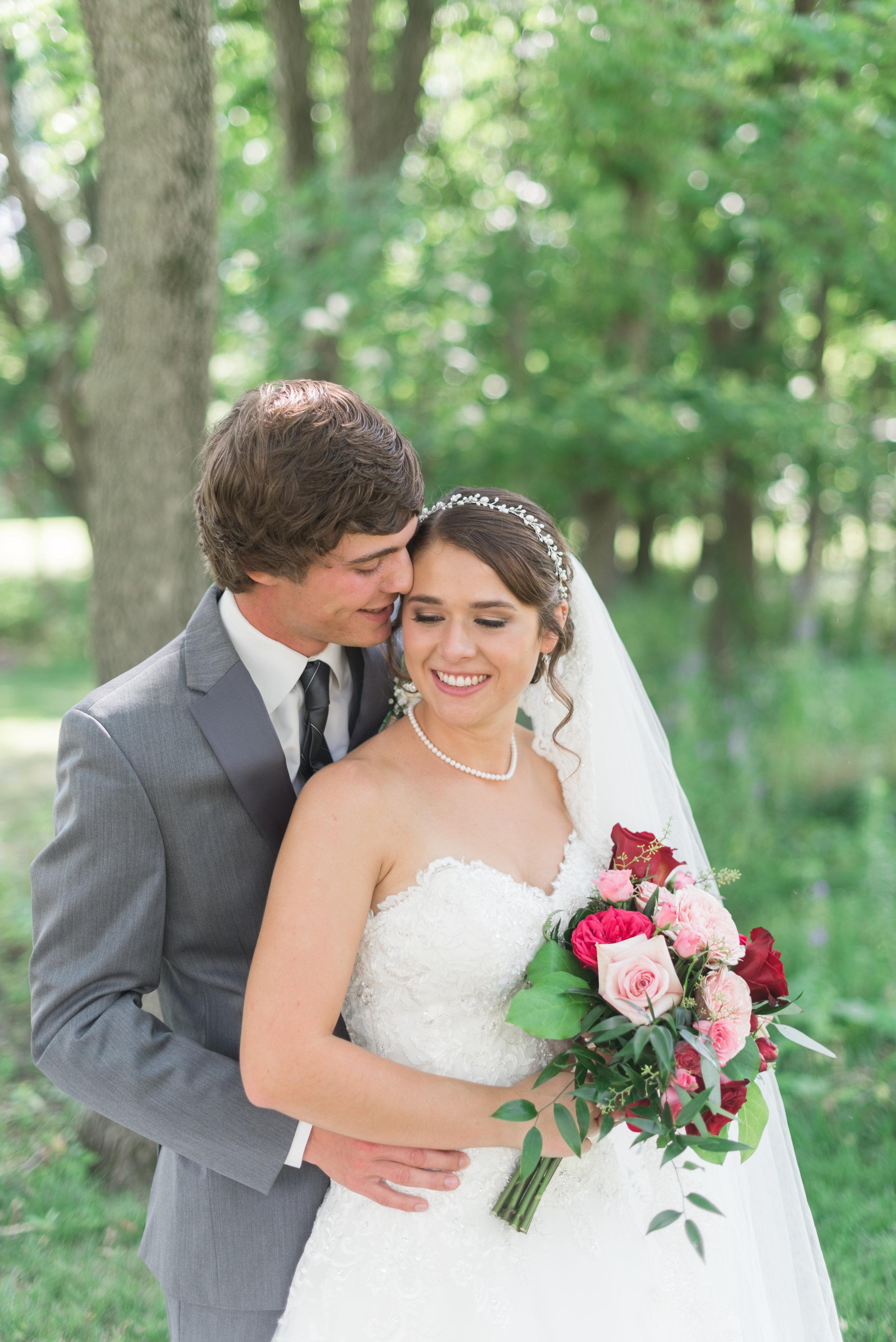 des moines Iowa wedding florist high end