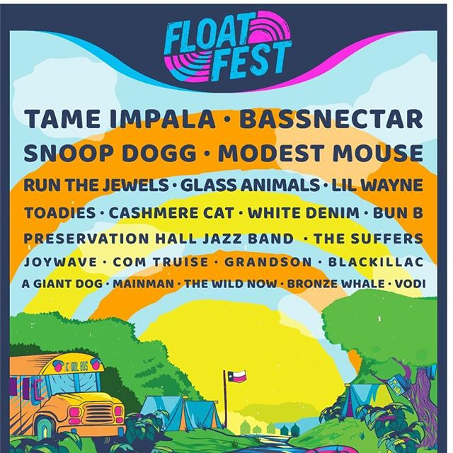 We said we had exciting things coming up this summer, and we weren't lying! We will be serving our delicious Deaux @floatfest next month!! ☀️ #ediblecookiedough #summer #floatfest #geauxdeaux