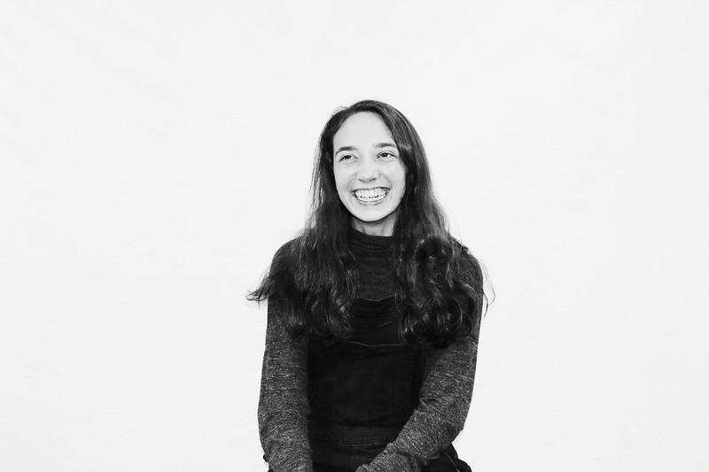 Madeleine O'Toole - behind granola grrlphotographed by Keith Ellis Prest