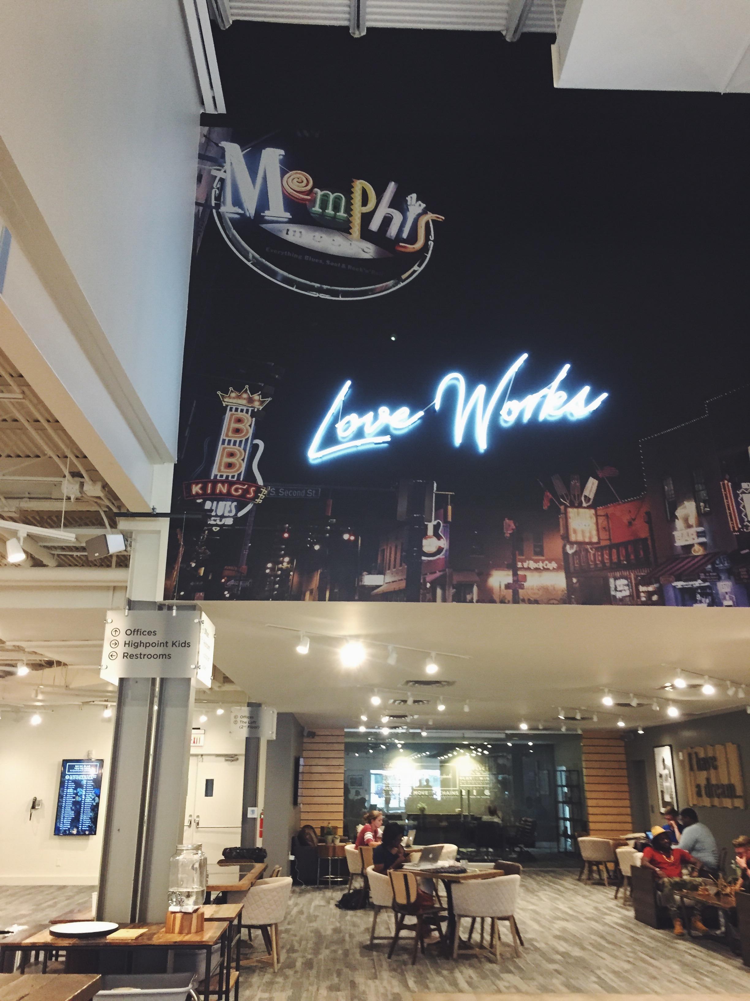 The Hub Coffee Shop