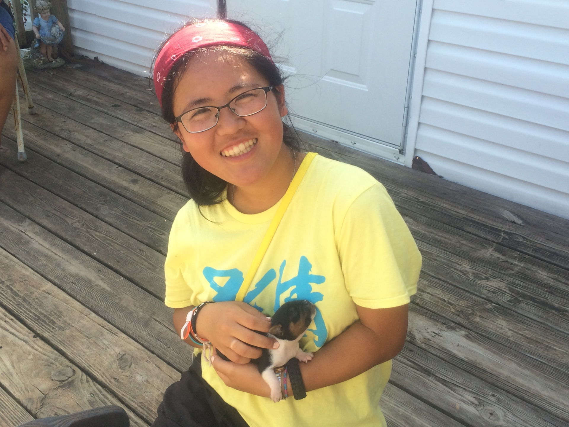Fuyu Fujioka - Hello! My name is Fuyu Fujioka, I'm 19, and I'm from Bowie, Maryland. The reason I decided to do Cheon Il Guk Missionary is because I had this desire to share the heart of love and family that I experienced last year. Not just keep it to myself, but share it with so many people out there, helping to create an environment where everyone can create memories full of love and joy!
