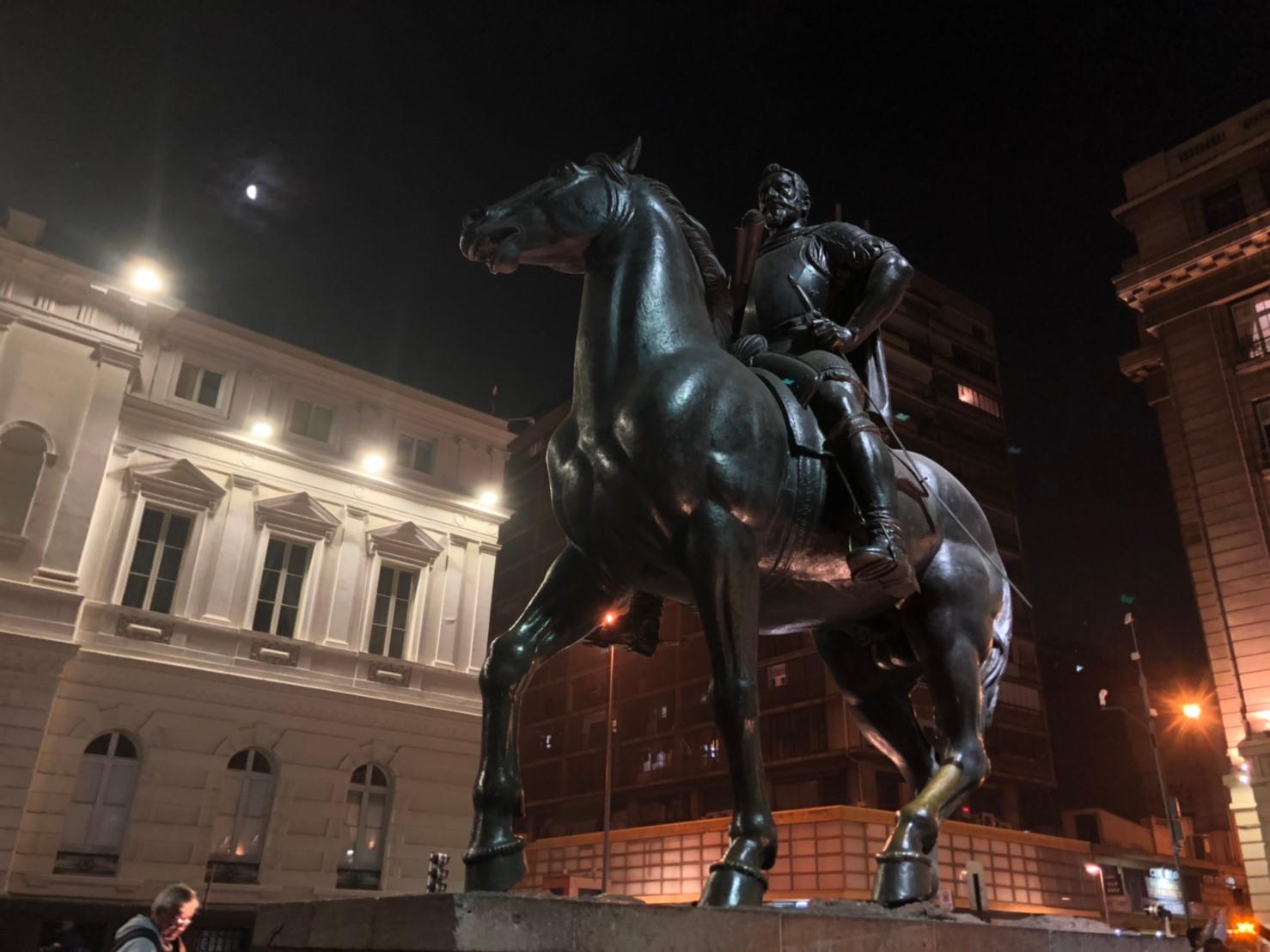 4.20 - Night, Horse statue.jpg