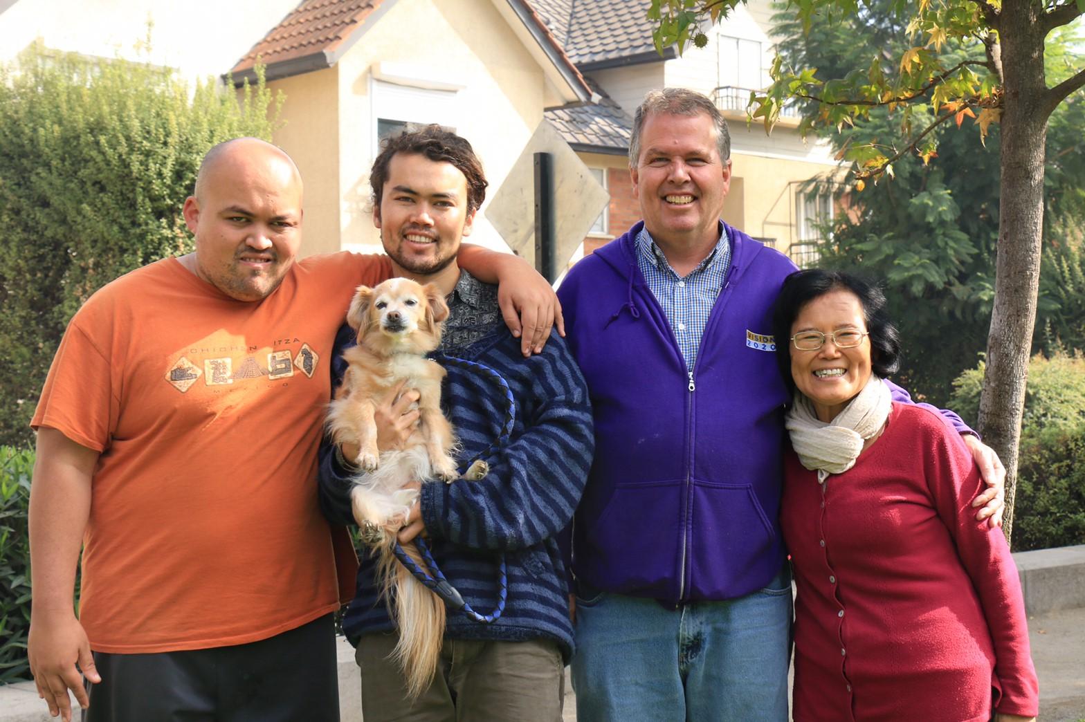 The Grange Family!