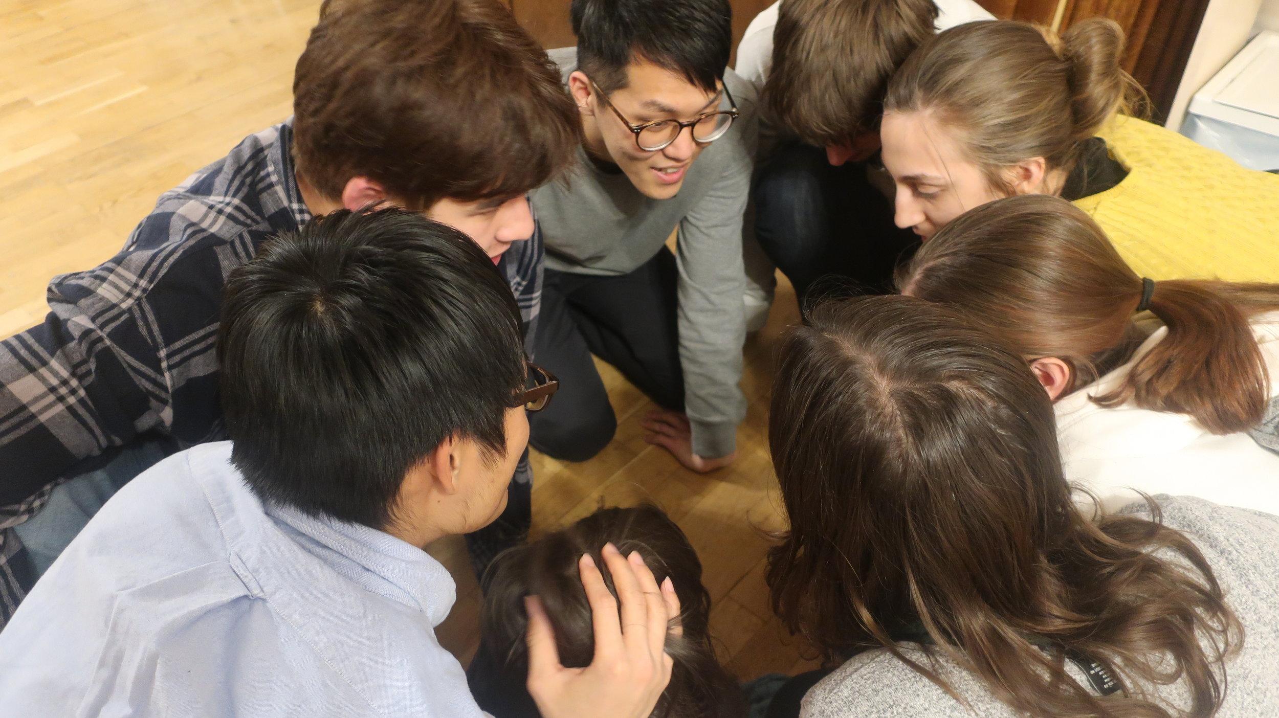 Group bonding activity