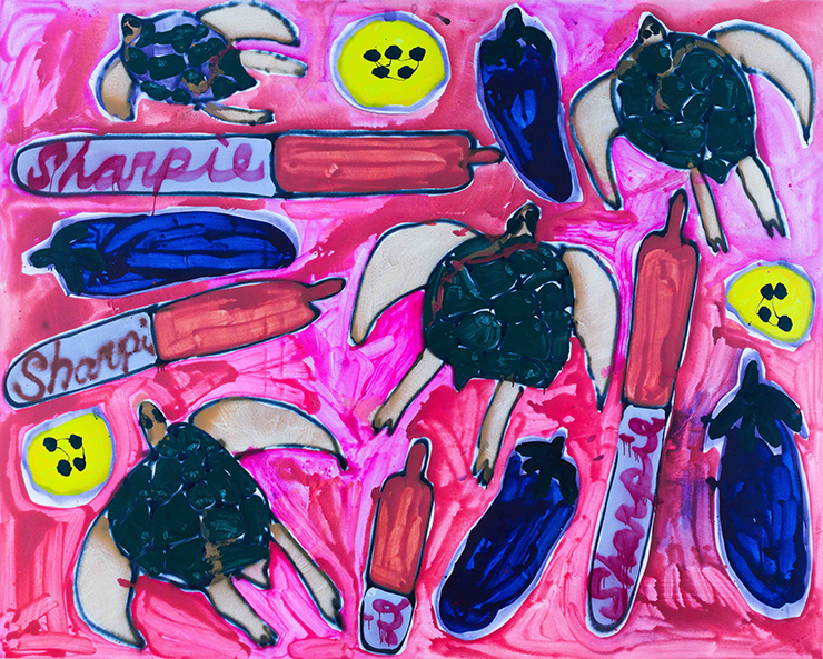 Sea Turtles, Sharpies, and Tostones , 2015
