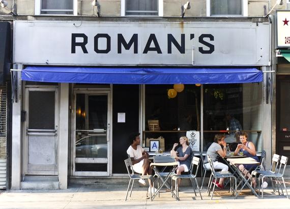 Roman's Restaurant, Fort Greene