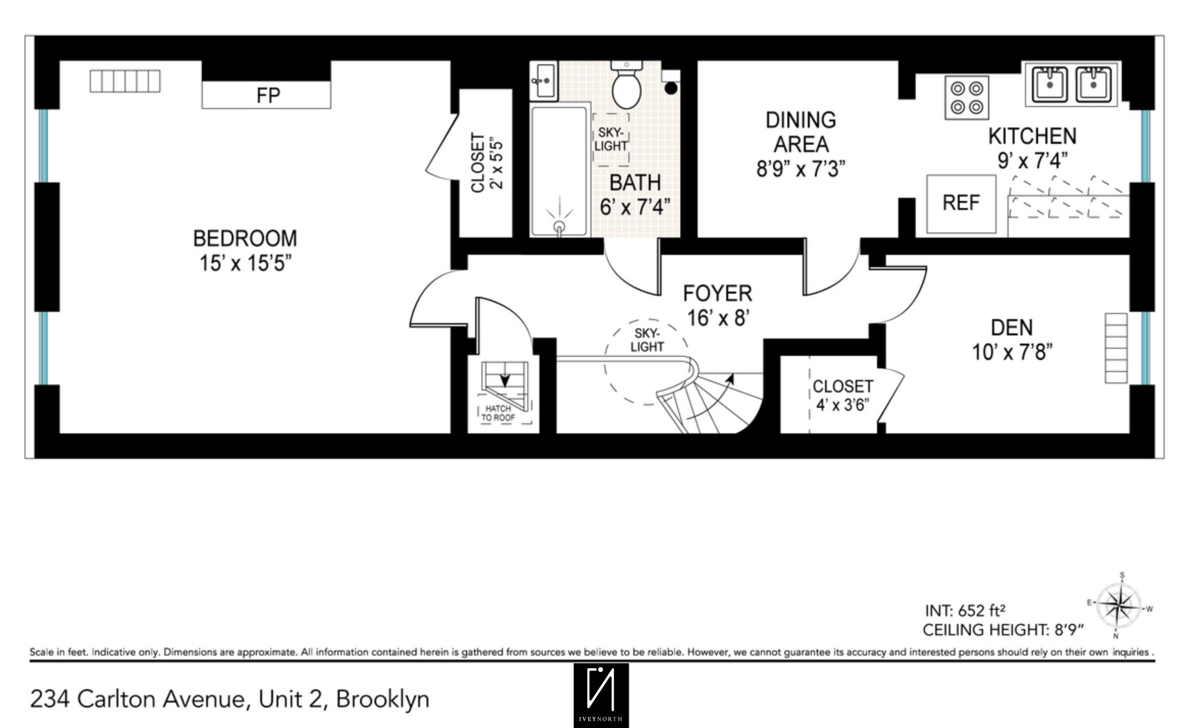 234 Carlton Avenue Unit 2 Floorplan.png