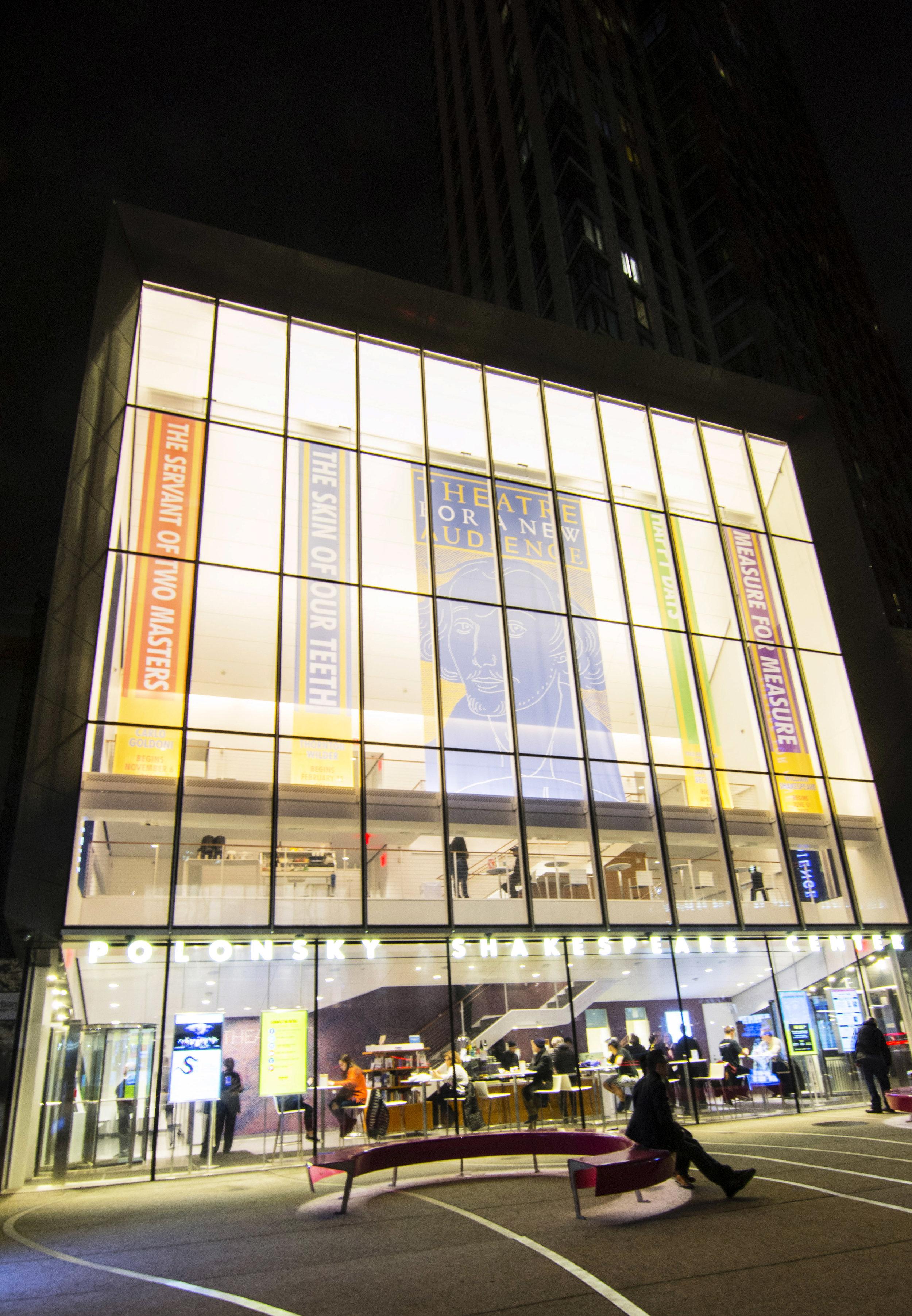 133 Saint Felix Street Polonsky Shakespeare Center.jpg